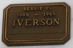 Bessie Cornelia <I>Olson</I> Iverson