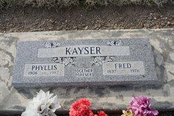 Fred Kayser