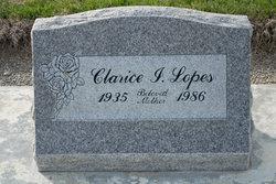 Clarice J. Lopes