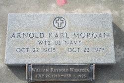 Arnold Karl Morgan