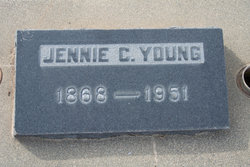 Jennie <I>Crawford</I> Young