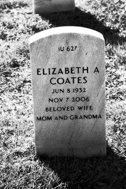 Elizabeth A Coates