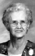 Betty Ann <I>Van Horn</I> Royer
