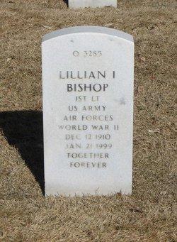 Lillian I Bishop