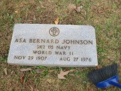 Asa Bernard Johnson
