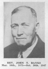 Rev John T Banks