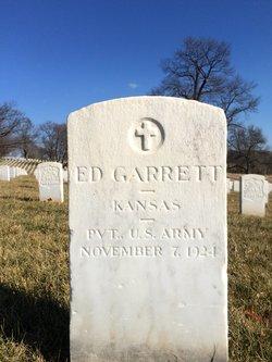 Ed Garrett