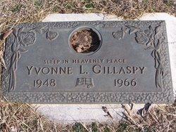 Yvonne L Gillaspy