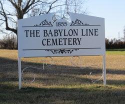 Babylon Line Pioneer Cemetery