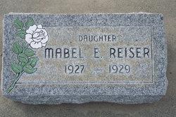 Mable E. Reiser