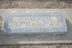 E. Sherman Snodgrass