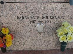 "Barbara Elaine ""Bobbie"" <I>Prejean</I> Boudreaux"