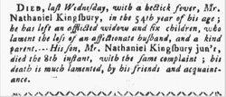 Nathaniel Kingsbury