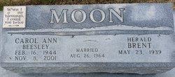 Carol Ann <I>Beesley</I> Moon