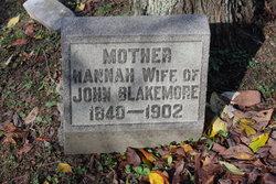 Hannah Blakemore