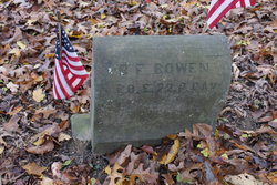 "Benjamin Franklin ""Frank"" Bowen"