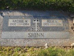 Archie Wilber Shinn