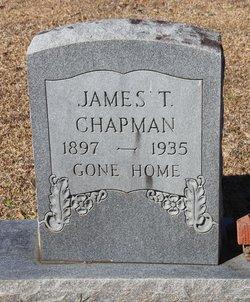 """James T """"Bill"""" Chapman"""