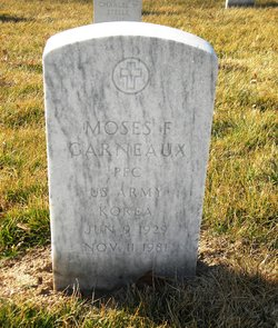 Moses Frederick Garneaux