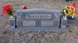 America Elizabeth <I>Crawford</I> Maxfield