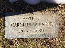 Caroline V Baker