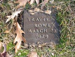 Travis Wayne Rowe