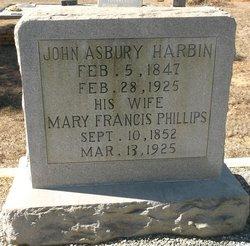 John Asbury Harbin