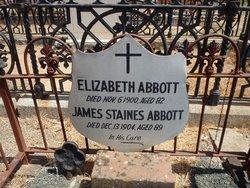 James Staines Abbott