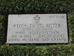 Keith David Boyer