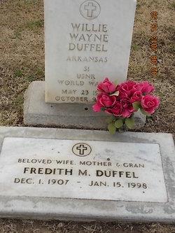 Willie Wayne Duffel