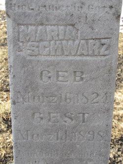 Maria <I>Crist</I> Schwarz