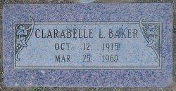 Clarabelle L Baker