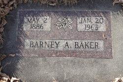 Barney A. Baker