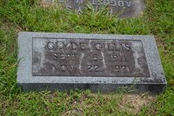 Clyde Gillis Livingston