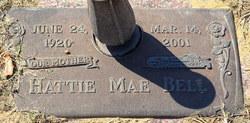 Hattie Mae <I>Moore</I> Bell