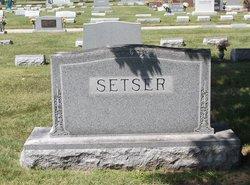Emma Louise <I>Schaefer</I> Setser