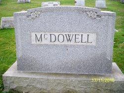 David E McDowell