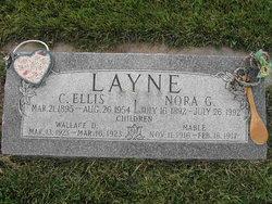 Clarence Ellis Layne