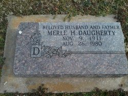 Merle Herron Daugherty