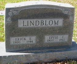 Effie Alvers <I>Hedeen</I> Lindblom