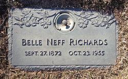 Belle <I>Neff</I> Richards