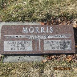 Elizabeth Ana <I>Purdy</I> Morris