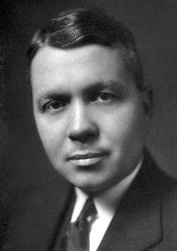Dr Harold Clayton Urey