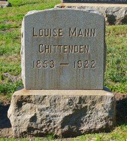 Louise <I>Mann</I> Chittenden