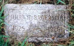 Julia Margaret Broersma