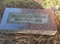 William Claude Wharton