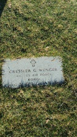 Cressler G. Wenger