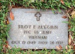 Troy E Alcorn
