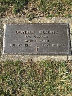 Donald E. Kesling