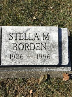 Stella M. Borden